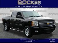 Get ready to go for a ride in this 2012 Chevrolet