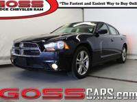 Blackberry 2012 Dodge Charger SXT Plus, AWD, 8-Speed