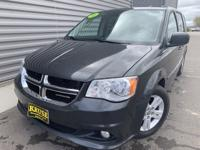 2012 Dodge Grand Caravan, RECENT TRADE IN, GOOD TIRES,