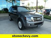 2012 Ford Expedition Limited 6-Speed Automatic 5.4L V8