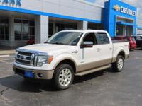 SUNROOF, Heated Seats, Leather, King Ranch, 4D