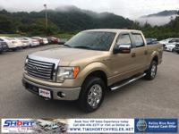 Gold 2012 Ford F-150 XL 4WD 6-Speed Automatic