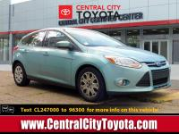 Sturdy and dependable, this Used 2012 Ford Focus 5dr HB