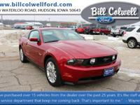 Red Candy Metallic Tinted Clearcoat 2012 Ford Mustang