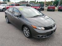 Recent Arrival! 2012 Honda Civic Si Polished Metal