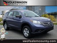 2012 Honda CR-V LX AWD 2 Previous Owner Vehicle with a