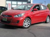 Body Style: Hatchback Exterior Color: Boston Red