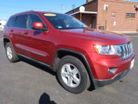 Leather Seats! This One Owner Clean CarFax 2012 JEEP