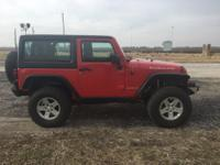 2012 Jeep JK Rubicon. One owner.  Power locks, windows,
