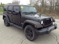 Recent Arrival! 2012 Jeep Wrangler Unlimited Sahara