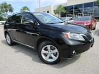 Your Excellent condition Obsidian 2012 Lexus RX350 with