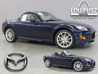 Body Style: Convertible Exterior Color: Stormy Blue
