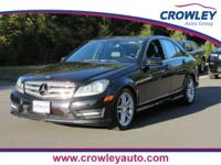 2012 Mercedes-Benz C-Class C 300 4MATIC AWD ( All Wheel