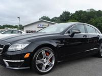 ** MUST SEE ** SUPER CLEAN ** CLS63 AMG **. MSRP