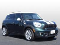 Sturdy and dependable, this Used 2012 MINI Cooper