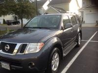 Dealer maintained, exterior color grey, back up camera,