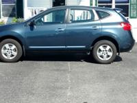 THIS IS A NICE 2012 NISSAN ROGUE LOCAL TRADE-IN THAT IS