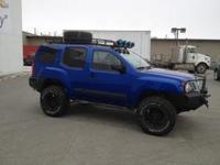 Body Style: SUV Exterior Color: blue Interior Color: Y