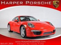 Body Style: Coupe Exterior Color: Guards Red Interior
