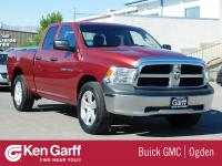 2012 RED RAM 1500 ST 4 DOOR EXTENDED CAB 4WD! CLEAN CAR