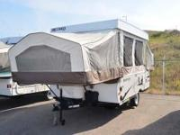 Utilized Woodland Stream Freedom/LTD Pop-Up Rv by