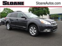 Outback 2.5i, 4D Sport Utility, 2.5L 4-Cylinder, AWD,