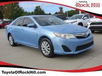 We are excited to offer this 2012 Toyota Camry. Your