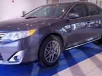 Gray 2012 Toyota Camry SE 3.5L V6 SMPI DOHCFeatures: