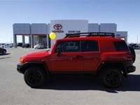 Body Style: SUV Exterior Color: Radiant Red Interior