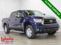Recent Arrival! 2012 Toyota Tundra Grade CrewMax Blue