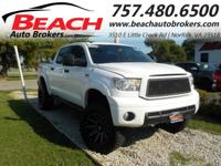 Come on in and check out this 2012 TOYOTA TUNDRA TRD