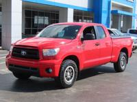TRD Package, Tundra Grade, 4D Double Cab, i-Force 5.7L