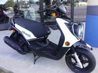 I presently have a 2012 Yamaha Zuma 125 Scooter for