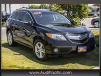AWD. Technology Package Clean CARFAX. 2013 Acura RDX 4D