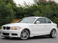 This is a beautiful BMW 1 Series 135i Coupe with M