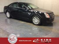 2013 Cadillac CTS 4D Sedan Luxury***Black Raven