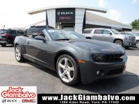 New LOW Price!Ashen Gray Metallic 2013 Chevrolet Camaro