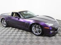 2013 Chevrolet Corvette Grand Sport RWD 6-Speed 6.2L V8