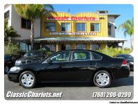 Used 2013 Chevrolet Impala LT for sale in San Diego.