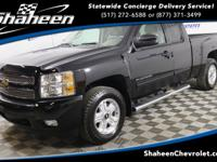 CARFAX One-Owner. Clean CARFAX. Black 2013 Chevrolet