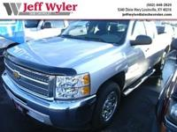 Body Style: Pickup Exterior Color: Silver Ice Interior