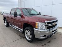 2013 Chevrolet Silverado 2500HD LTZ 6-Speed Automatic