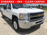 Recent Arrival! **DURAMAX, **TOW PACKAGE, **TRAILER