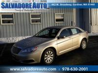 Body Style: Sedan Exterior Color: Cashmere Pearlcoat