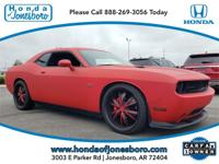 CARFAX One-Owner. Torred 2013 Dodge Challenger SRT8 RWD