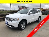 Come see this 2013 Dodge Durango Crew. Its Automatic