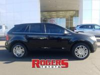 *Vehicle Details*This 2013 Ford Edge has a clean CARFAX