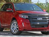 DGDG Certified Used 2013 Ford Edge Sport (AWD, 6-Speed