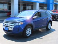 Gas miser!!! 27 MPG Hwy... Oh yeah! This 2013 Ford Edge