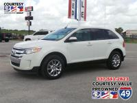 Come see this 2013 Ford Edge SEL. Its Automatic